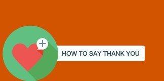 podziekowania po angielsku