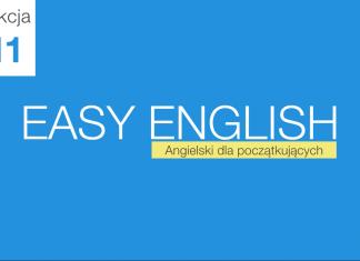 angielski dla początkujących lekcja 11 gettinenglish angielski za darmo