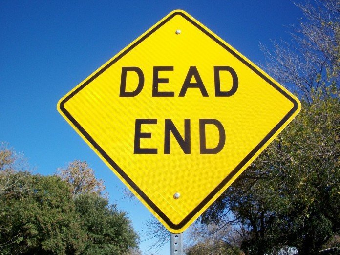 dead-end-słownik angielski gettinki gettinenglish
